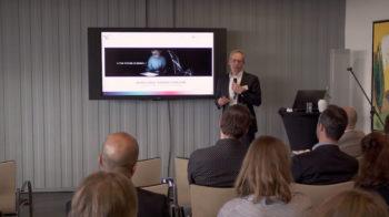 Presentatie 'Perspectief 2030' door Arie Voorburg