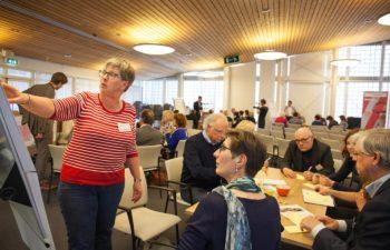 Werkconferentie in Alphen aan den Rijn