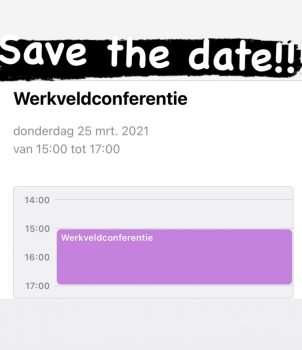 Nieuwe datum online werkveldconferentie CIV Welzijn & Zorg